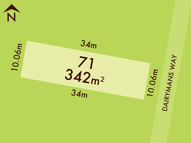 Lot 71, 36 Dairymans Way, Bonshaw, Vic 3352