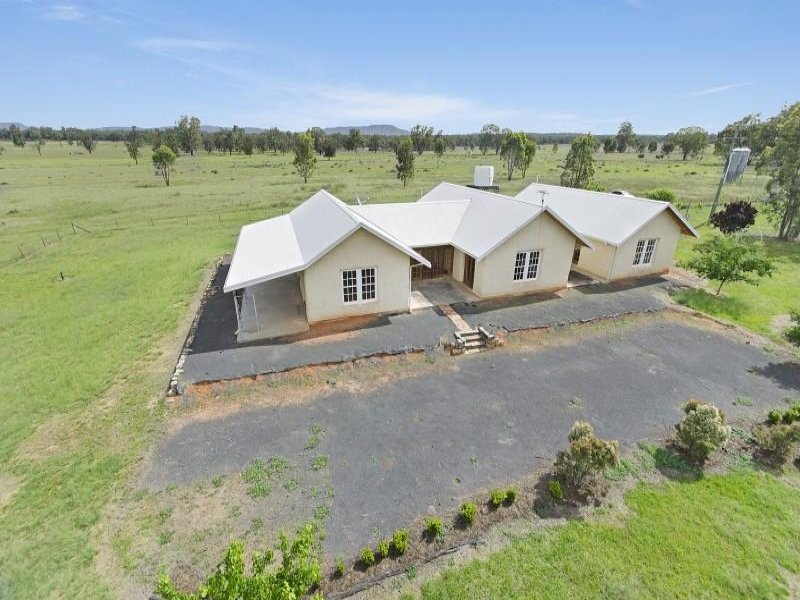8543 Bundella Road, Premer, NSW 2381