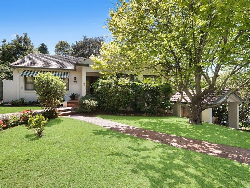 3 Lynn Ridge Ave, Gordon, NSW 2072