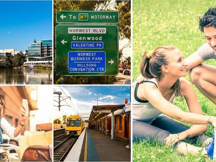 Lot 1011, 186 Old Pitt Town Road, Box Hill, NSW 2765