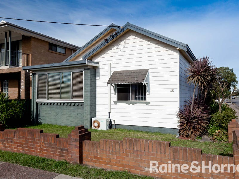 45 SUNDERLAND STREET, Mayfield, NSW 2304