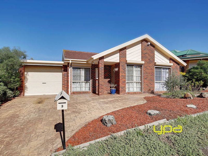9 Bullrush Court, Meadow Heights, Vic 3048