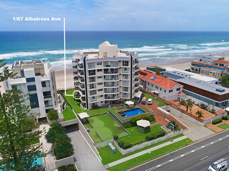 1/67 Albatross Avenue, Mermaid Beach, Qld 4218