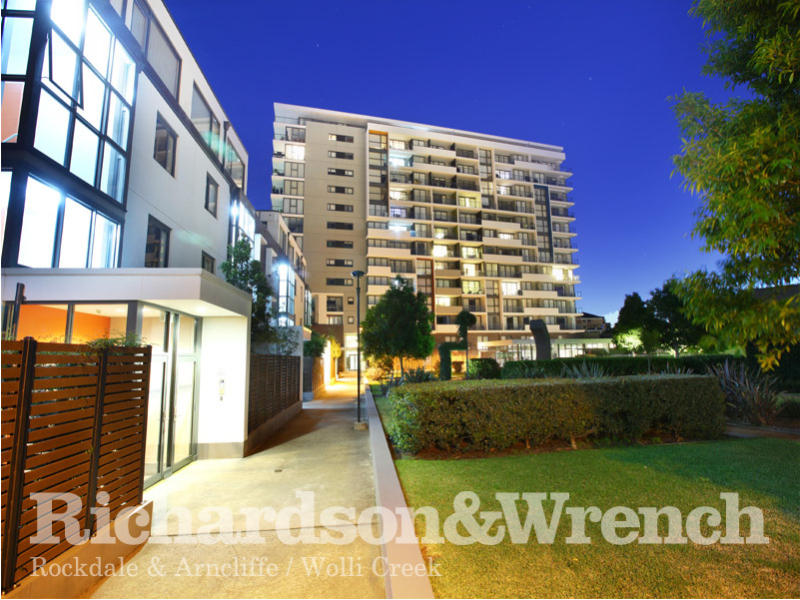 D204/35 Arncliffe Street, Wolli Creek, NSW 2205