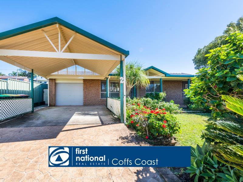 2 Burns Crescent, Corindi Beach, NSW 2456