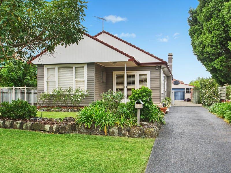 9 Irvine Street, Garden Suburb, NSW 2289