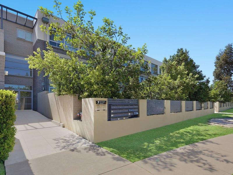 10/7 Harrington Avenue, Castle Hill, NSW 2154