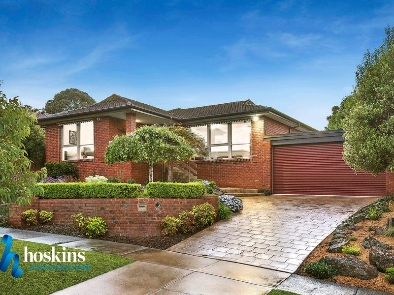 22 Rosemary Avenue, Croydon Hills, Vic 3136