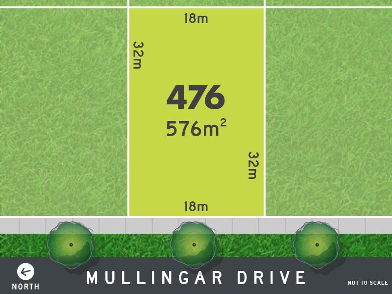 Lot 476, Mullingar Drive, Alfredton, Vic 3350