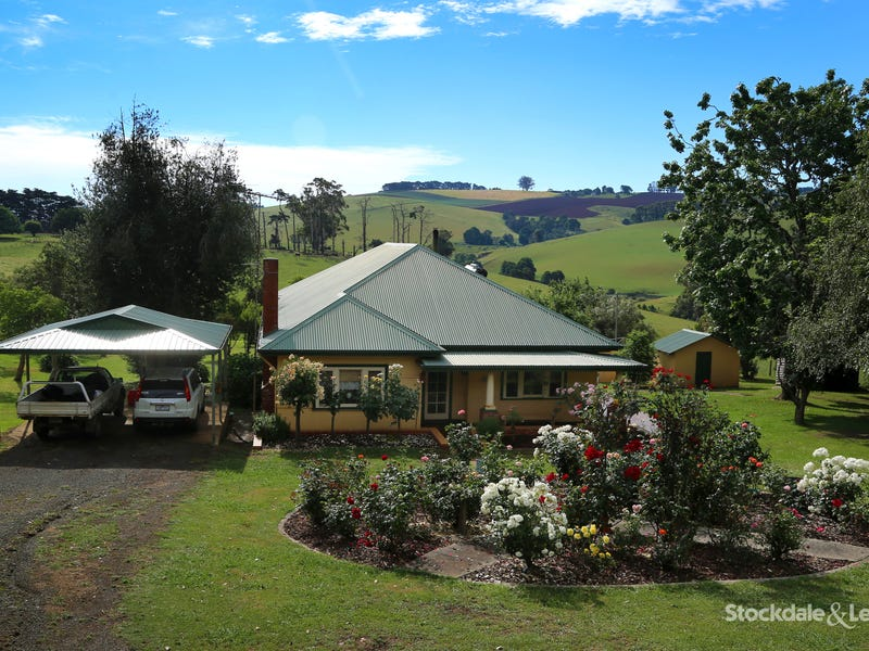 654 Ten Mile Creek Road, Delburn, Vic 3871