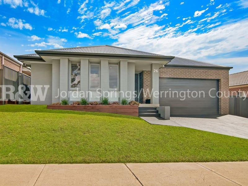 26 Montague Drive, Jordan Springs, NSW 2747