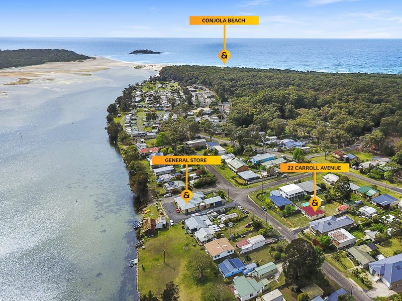 22 Carroll Avenue, Lake Conjola, NSW 2539