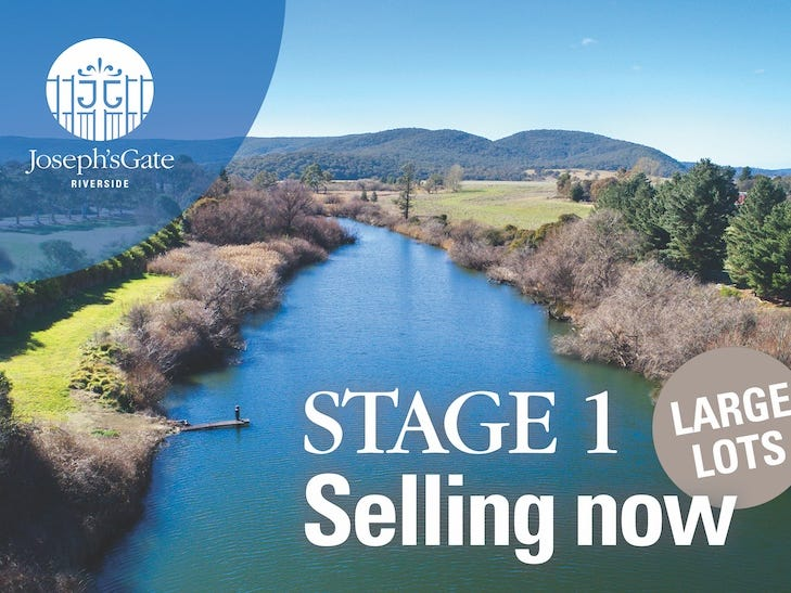 Lot 120 Josephs Gate - Taralga Road, Goulburn, NSW 2580