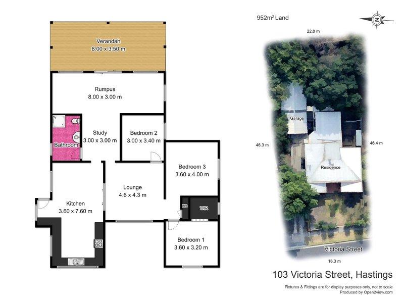 103 Victoria Street, Hastings, Vic 3915