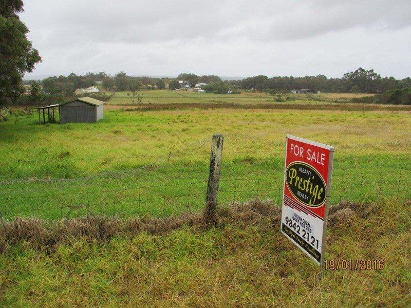 Lot 183, Cuming Road, Gledhow, WA 6330