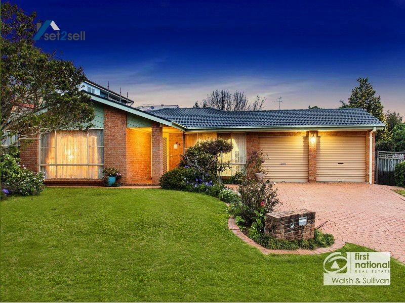 64 Springfield Crescent, Bella Vista, NSW 2153