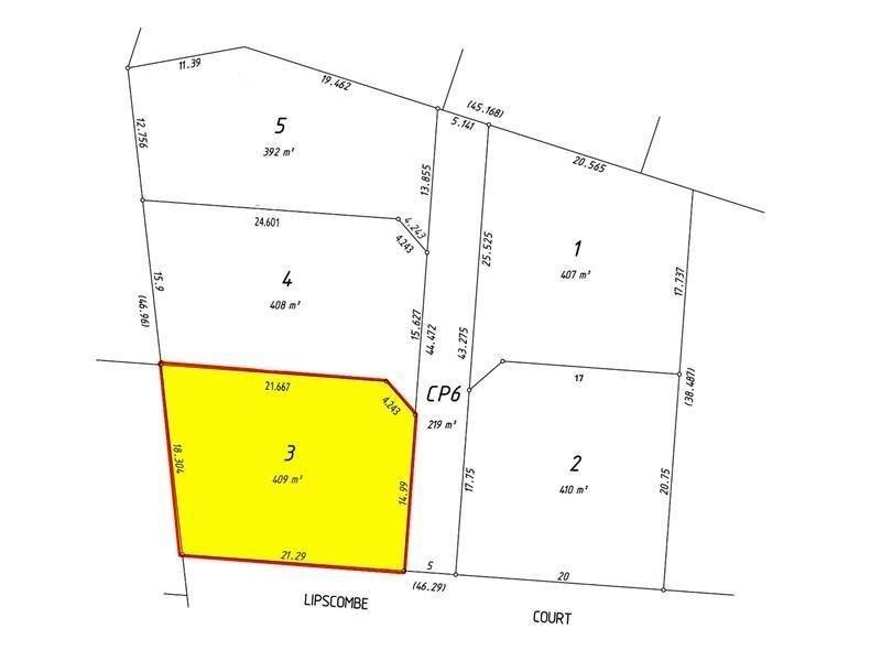 Lot 3, 8 Lipscombe Court, Medina, WA 6167