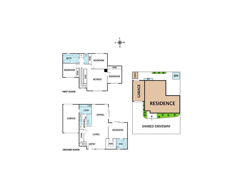 8/10 Tate Street, Ivanhoe, Vic 3079 - floorplan