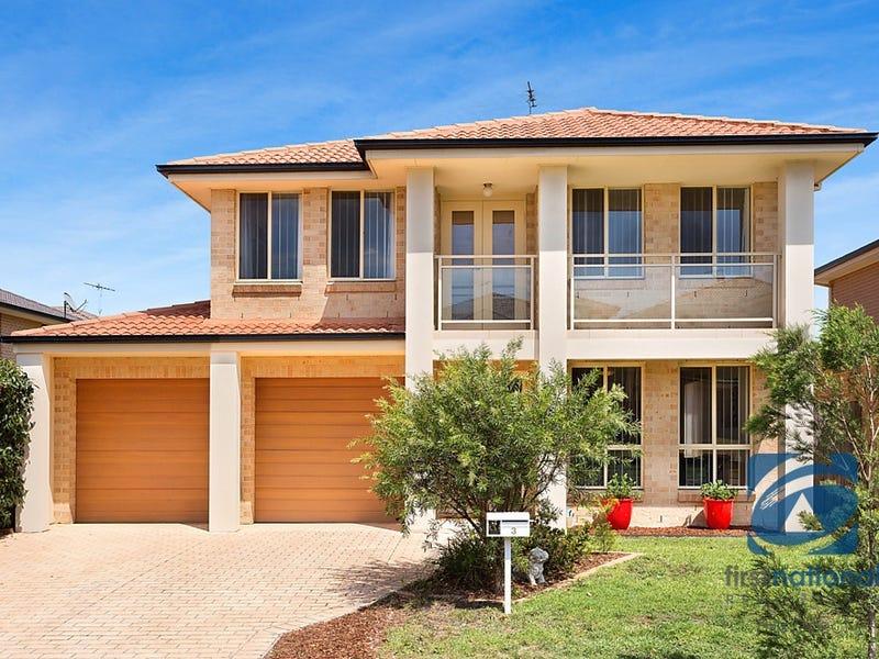 3 Bradforde Street, Kellyville Ridge, NSW 2155