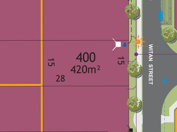 Lot 400 Witan Street, Brabham