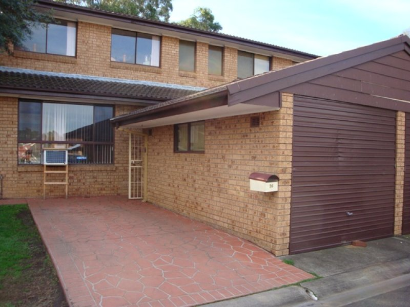 36/34 Ainsworth Crescent, Wetherill Park, NSW 2164