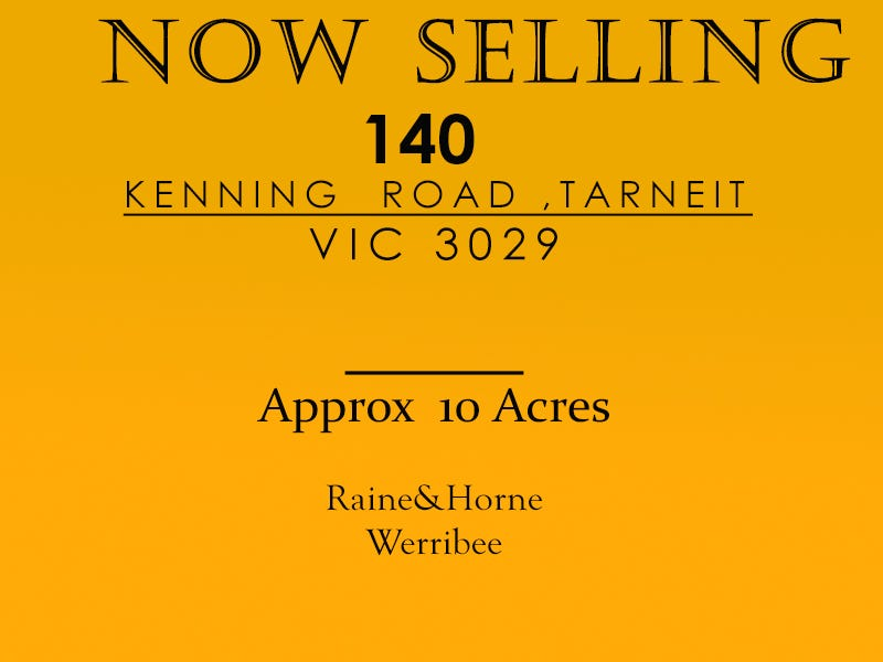 140 Kenning Road, Tarneit, Vic 3029