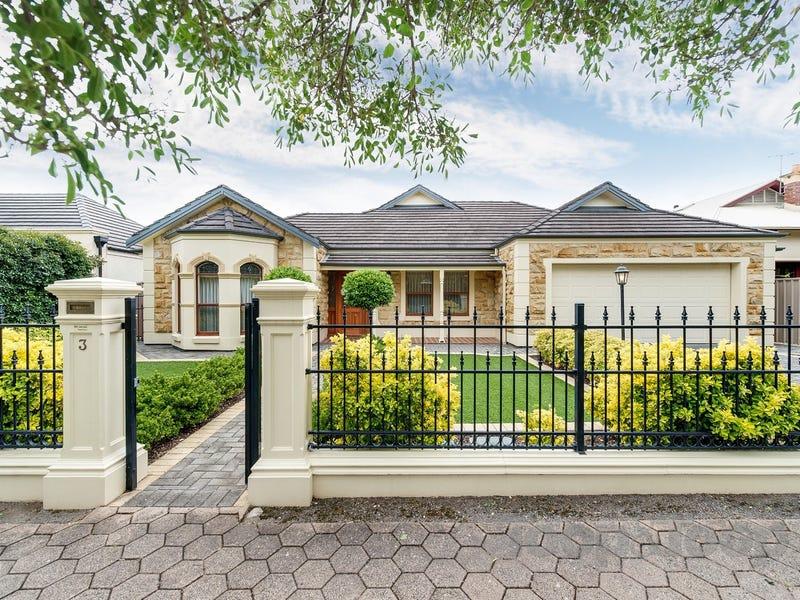 3 Christie Avenue, Toorak Gardens, SA 5065