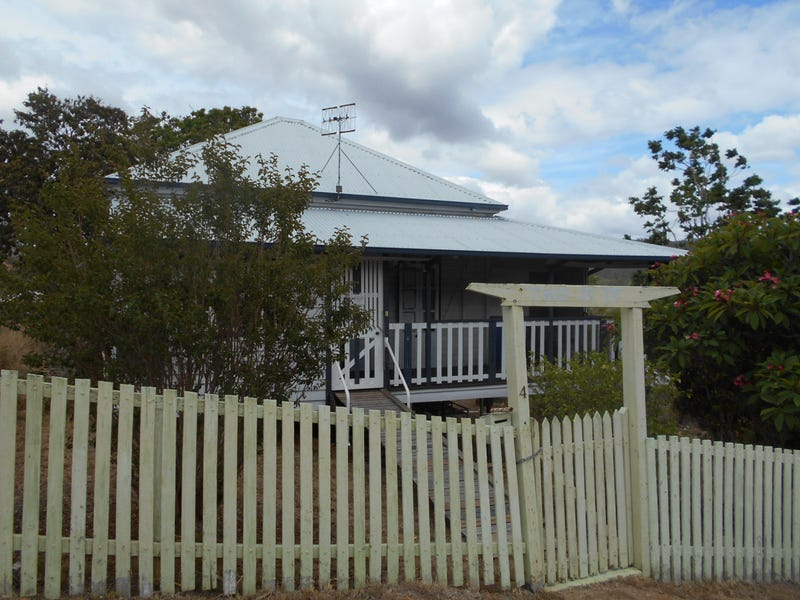4 Cribb Street, Mount Morgan, Qld 4714
