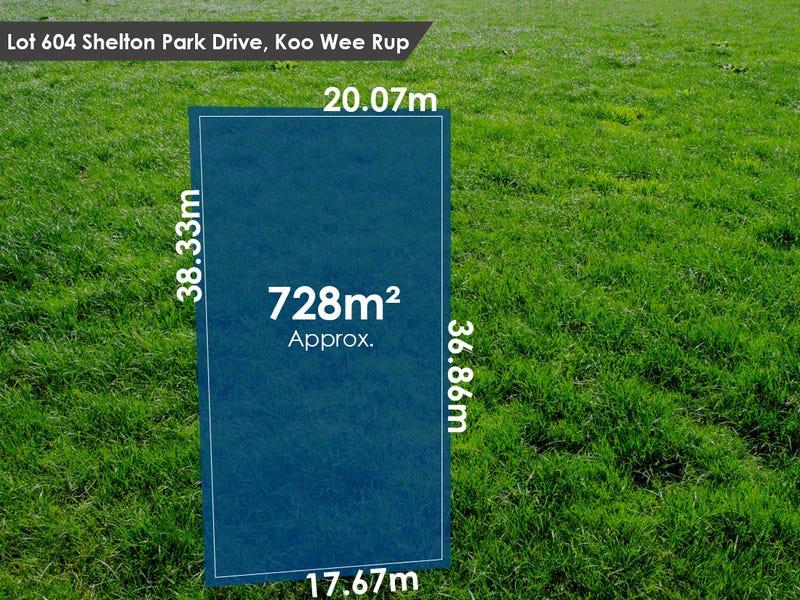 Lot 604 Shelton Park Drive, Koo Wee Rup, Vic 3981