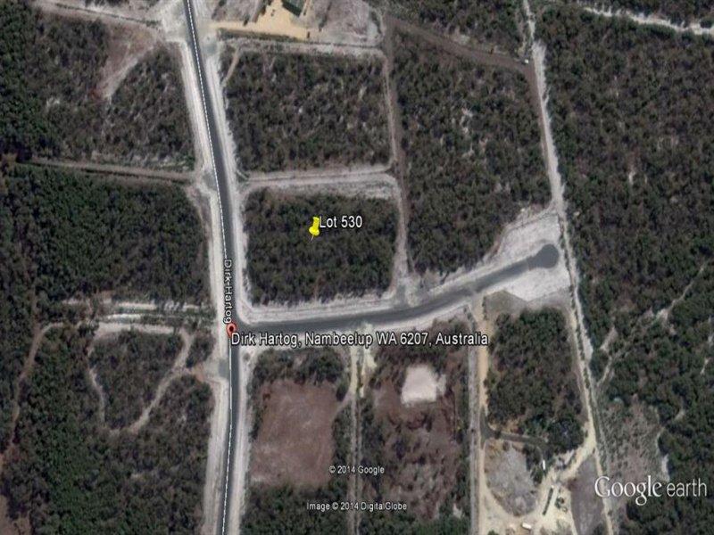 Lot 530 Dirk Hartog Drive, Nambeelup, WA 6207