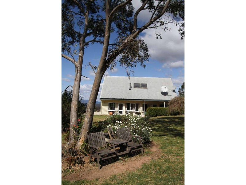 1624 Glen Alice Road, Rylstone, NSW 2849