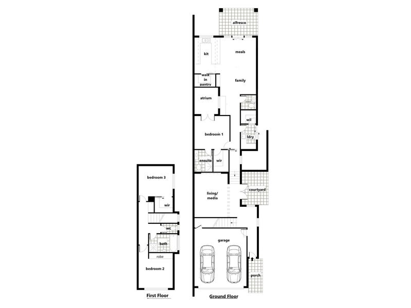 2/38 Enderby St, Mawson, ACT 2607 - floorplan