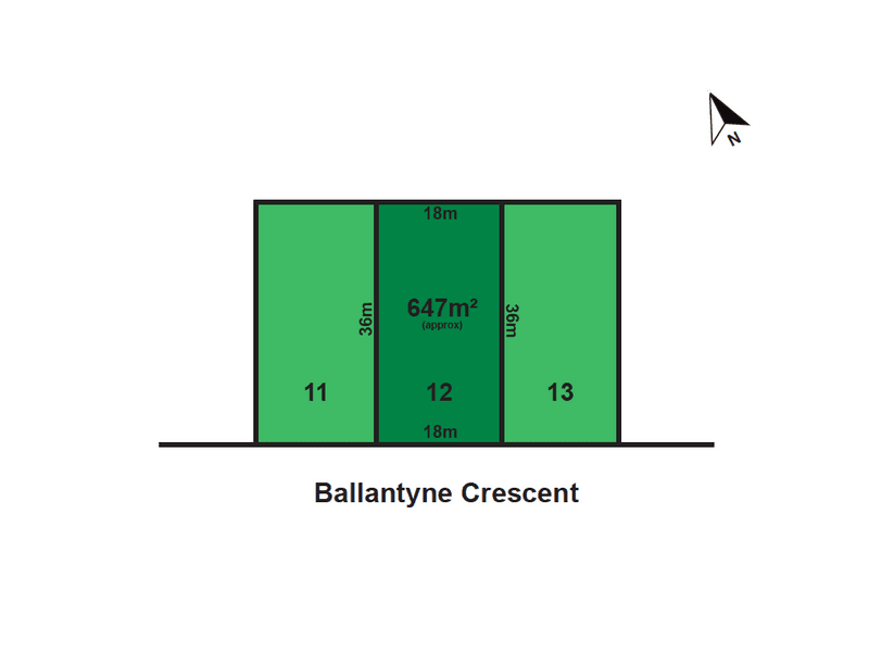 12 (Lot 27) Ballantyne Crescent, Deniliquin, NSW 2710
