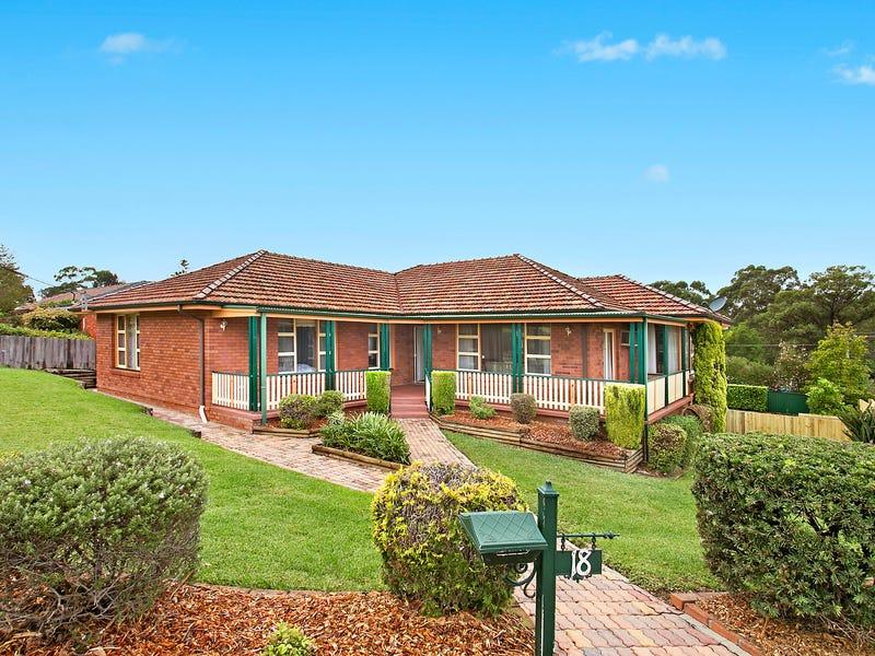 18 Mobbs Lane, Carlingford, NSW 2118