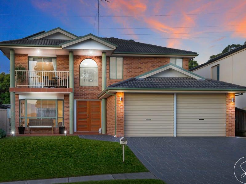 52 Seymour Way, Kellyville, NSW 2155