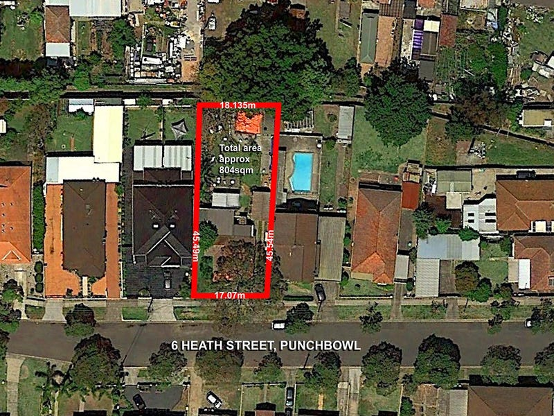 6 Heath Street, Punchbowl