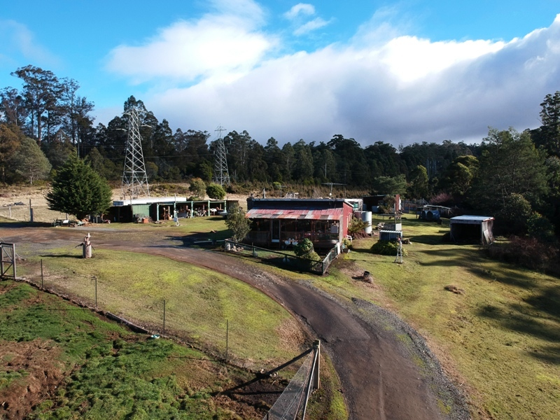 8728 Lyell Highway, Ouse, Tas 7140