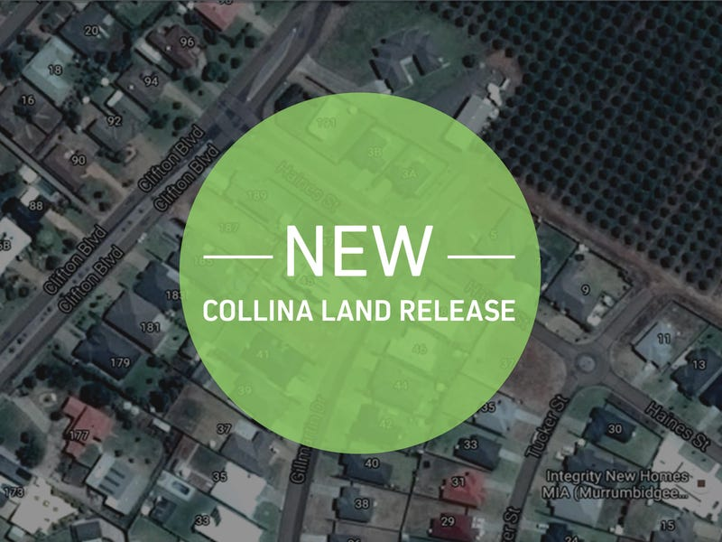 Lot 115 Riverina Grove Estate, Clifton Boulevard, Griffith, NSW 2680
