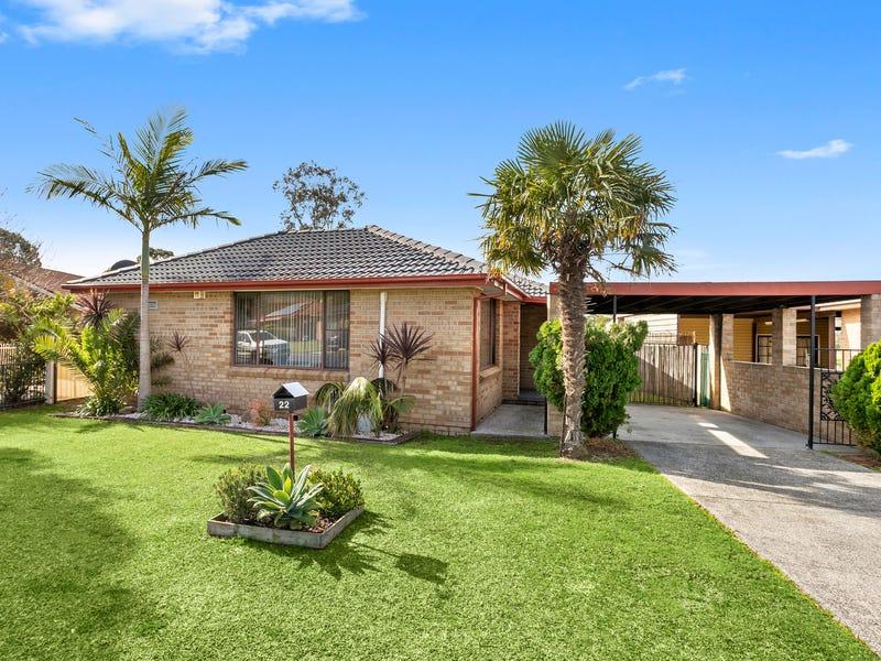 22 Parkdale Avenue, Horsley, NSW 2530