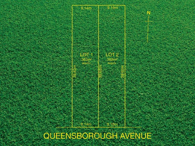Lot 1 & 2, 40 Queensborough Ave, Hillcrest, SA 5086