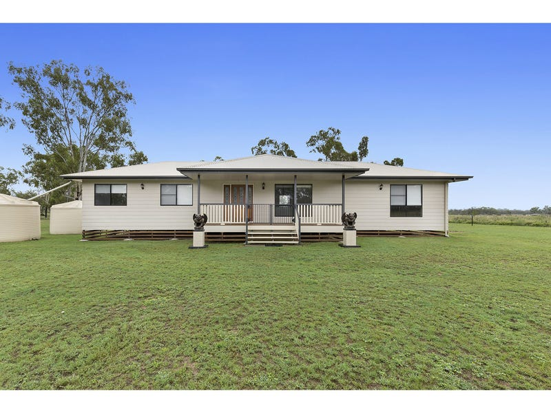 170 Old Coach Road, Bajool, Qld 4699