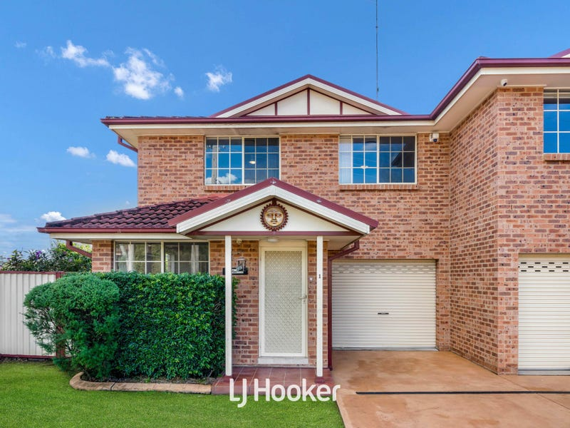 1/25 Stanbury Place, Quakers Hill, NSW 2763