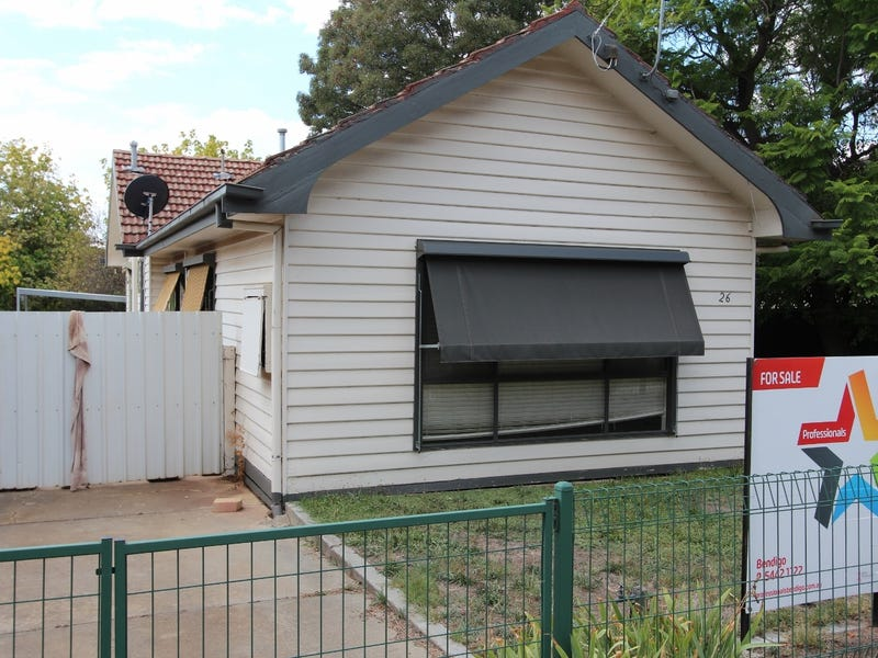 26 Anderson Street, North Bendigo, Vic 3550