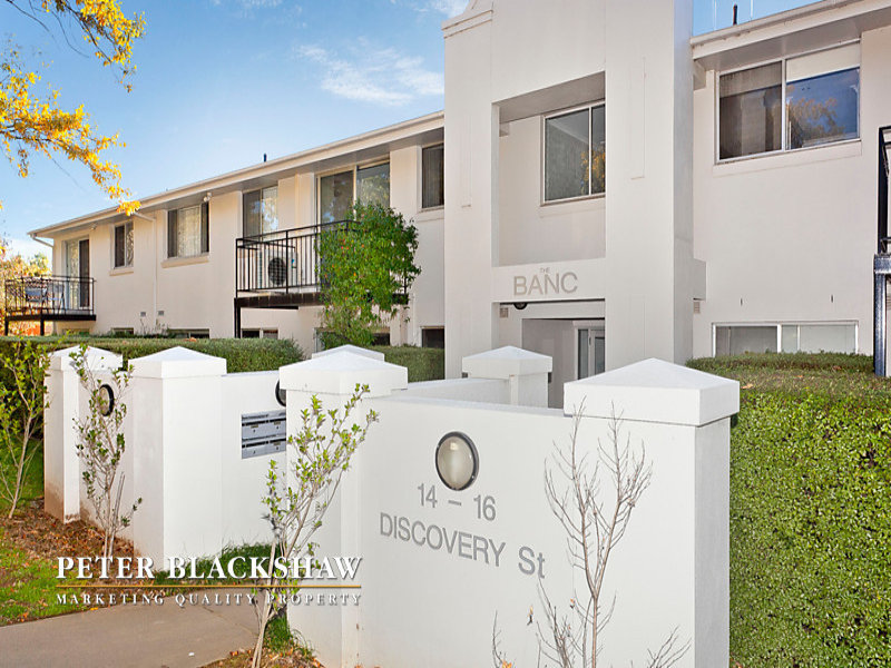 5/14 - 16 Discovery Street, Red Hill, ACT 2603