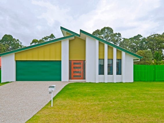 20 Broxbourne Place, Oxenford, Qld 4210