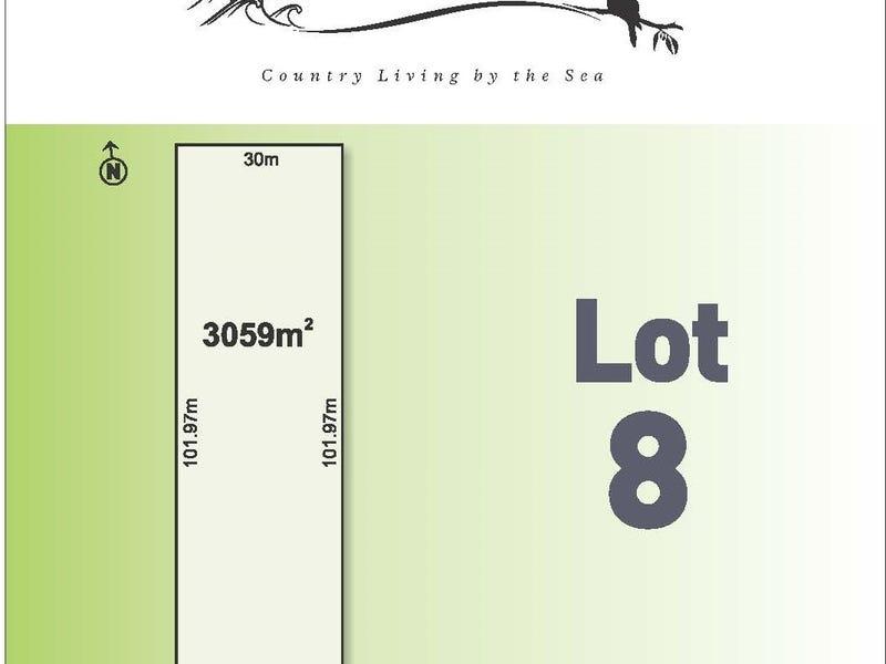 Lot 8/460 Grossmans Road, Bellbrae, Vic 3228