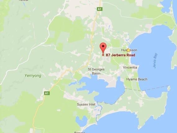 Lot 87 Jerberra Road (Jerberra Estate), Tomerong, NSW 2540