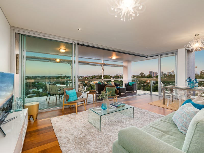 107/4 Alexandra Drive, Camperdown, NSW 2050