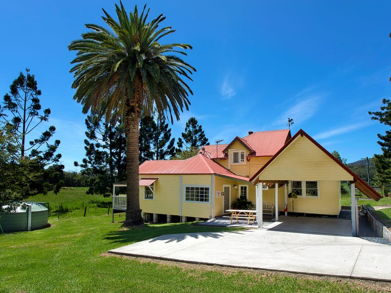 249a North Island Loop Road, Upper Orara, NSW 2450