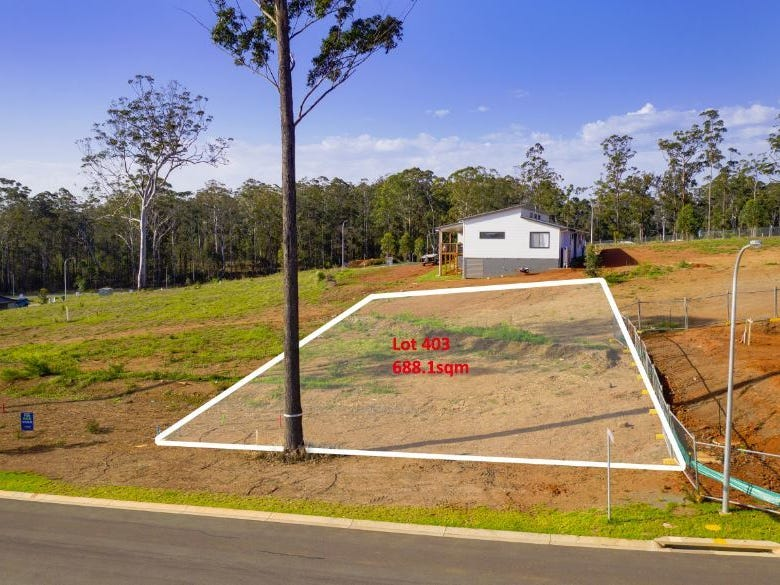 Lot 3015, Phar Lap Circ & Lot 403 Octaganal Rise, Port Macquarie, NSW 2444